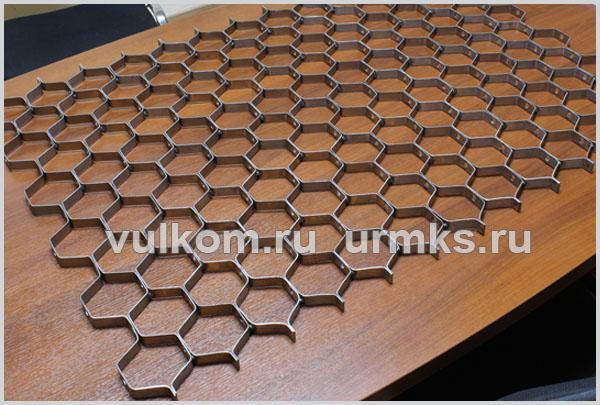 Производство гексагональной сетки в Челябинске